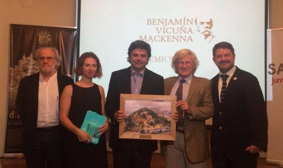 Megacentro recibe Premio de la Ciudad Benjamín Vicuña Mackenna por Núcleo Ochagavía